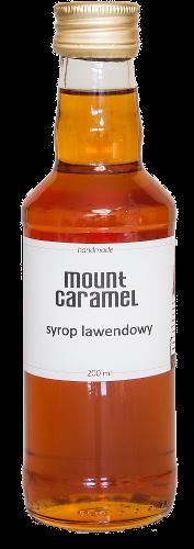 Mount Caramel syrop lawendowy