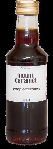 Mount Caramel syrop orzechowy