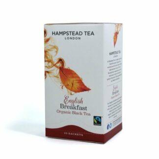Herbata czarna, saszetki 40g – Hampstead English Breakfast