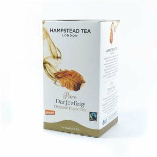 Herbata czarna, saszetki 40g – Hampstead Pure Darjeeling