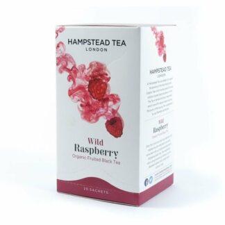 Herbata zielona malinowa saszetki 30g - Hampstead Raspberry